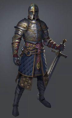 m Paladin Plate Armor Helm Greatsword urban City undercity lg Medieval Knight, Medieval Armor, Medieval Fantasy, Armadura Medieval, Inspiration Drawing, Fantasy Inspiration, Paladin, Dnd Characters, Fantasy Characters