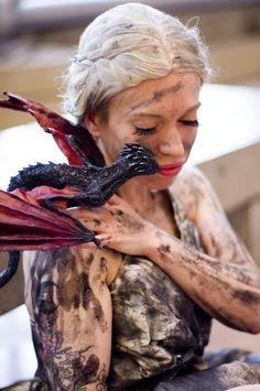 One Character, Different Costumes: Daenerys Targaryen
