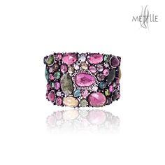 Gemstone Gold Bangle.Shop the latest collection of Gemstone Bangle Jewelry.