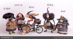 De Nederlandse Hex - Good Witches Bad Witches