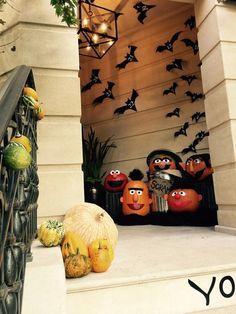 Sesame pumpkins
