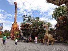 Felipe, o pequeno viajante: Parque Terra Mágica Florybal, em Canela