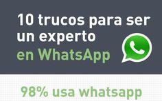 Cómo ser experto en WhatsApp con 10 sencillos Trucos – Soft & Apps
