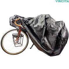 Vincita B500b Bike Cover For Brompton Black Vincita