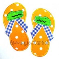 Flip Flops Gator 1