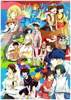 Воскресный винегрет. Двадцатый выпуск.: miyazaki_fanart