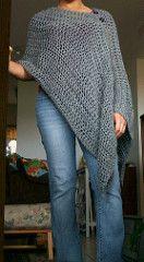 Custimizable Crochet Poncho | Flickr - Photo Sharing!