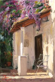 Russian Artist Oleg Trofimoff ~ Blog of an Art Admirer