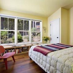 Bedroom Built In Bookcase