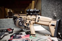 fn scar in texas  | Zombie Killa or favorite end of the world gun - Page 2