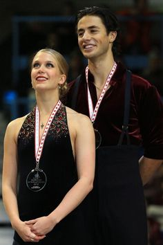 Kaitlyn Weaver and Andrew Poje (Photo by Dave Sandford/Getty Images)