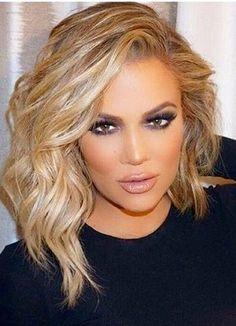 Sexy Hairstyle Khloe Kardashian  Hair  Pinterest  Khloe Kardashian Kardashian