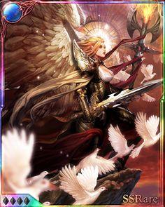 祈りと審判の大天使シュゼット