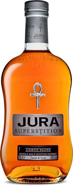 Jura Whisky - Single Malt Scotch Whisky