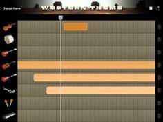 ▶ Paint Music - YouTube - en film som visar hur appen Paint Music fungerar.
