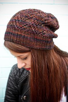 Ravelry: Silk Road Hat pattern by Tanis Gray