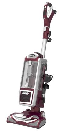 Shark® Rotator Powered Lift-Away - Rotator power nozzle w/motorized brush deep cleans & reaches further under furniture; powerful LED headlights on nozzle & handle to improve visibility in dark, spaces; fingertip controls for easy transitions between hard floors, carpet & area rugs, Hard Floor Genie bare floor attachment picks up large debris & fine dust in one easy step; Xlong 30 ft power cord; premium pet power brush, upholstery tool, flexible crevice tool & canister caddy. $249 and up.