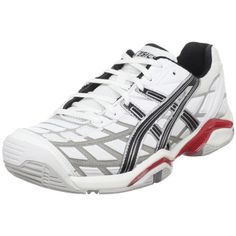 ASICS Men's GEL-Challenger 8 Tennis Shoe ASICS. $67.28. AHAR rubber outsole for excellent durability.. Synthetic and mesh. Average weight: 14.4 oz. (Mens 10.5). Midwest Sports only ships Asics products to domestic addresses in the U.S. and U.S. Territories.. Heel and forefoot GEL Cushioning Systems. GEL Cushioning System.. Rubber sole