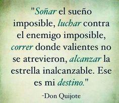 Soñar....