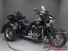 eBay: FLHTCUTG TRIGLIDE ULTRA CLASSIC 2016 Harley-Davidson FLHTCUTG TRIGLIDE ULTRA CLASSIC Used #motorcycles #biker