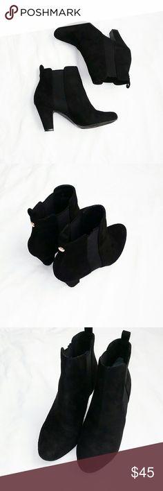 I just added this listing on Poshmark: {BCBGeneration} Donahue black ankle boot. #shopmycloset #poshmark #fashion #shopping #style #forsale #BCBGeneration #Shoes
