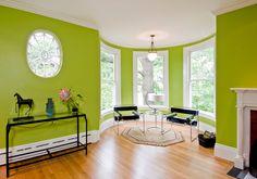 Green living rooms Bright ~ http://makerland.org/green-living-rooms-ideas/