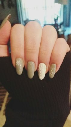 #nails #manicure #winter 😍