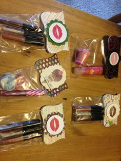 Kissable lipstick gifts $3.00