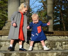 Frances Suzanne | Sewing with Sisters: Jane Banks Flies a Kite {PR&P: Let's Go to the Movies!}