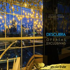 The opportunity to enjoy Panama with incredible rates. http://lasamericasgoldentower.com/en/special-offers/