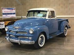 Chevy tryck 54