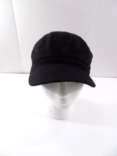 5eae20f5 HT716 August Hat Company Women's Black Melton Love Modboy Hat NWT One Size  #fashion #clothing #shoes #accessories #womensaccessories #hats (ebay link)