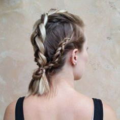 19 Formas bonitas para Probar la trenza francesa colas de caballo //  #bonitas #caballo #Colas #formas #francesa #para #probar #trenza