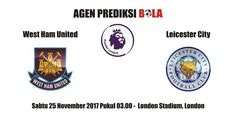 Prediksi West Ham vs Leicester City 25 November 2017