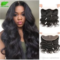 Middle part body wave wavy long hairstyles wigs for black women human hair wigs lace front wigs african american women wigs black girl natural hair styles Best Human Hair Wigs, Cheap Human Hair, Weave Hairstyles, Straight Hairstyles, Curly Hair Styles, Natural Hair Styles, Playing With Hair, Body Wave Hair, Textured Hair