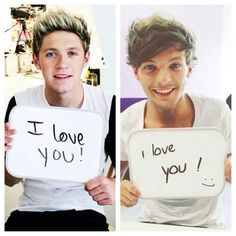 I love you nouis Adore You, I Love You, Take That, Get Off Me, Louis Williams, Love Yourself First, James Horan, All Family, With All My Heart