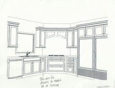 Corner Cooktop hood help needed! - Kitchens Forum - GardenWeb