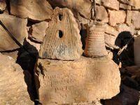 Dersim'de 3000 yıllık antik mekanında Ermenice yazıt bulundu