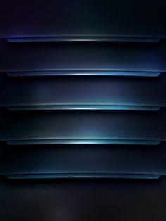 Blue mini iPad