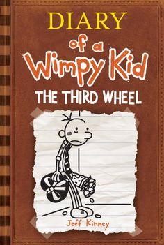 The Third Wheel (Diary of a Wimpy Kid, Book 7)  Sale Price: $7.75