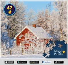 I've just solved this puzzle in the Magic Jigsaw Puzzles app for iPad. Ipad, Image Storage, Jouer, Google Play, Jigsaw Puzzles, Magic, Painting, Outdoor, Places