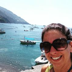 Spiagga Grande in Positano Italy.  #travel #travelblogger #travelblog #escape #vacation #vacay #summer #beach #italy #italiangirl #italian #getaway #travelphotography #amalficoast #relax #sun #beachlife #trip #dayoff #visit #traveller #travelbug #travellife #traveling #travelblog #travelphoto #travels #wanderlust #tourist #tourism #traveltheworld