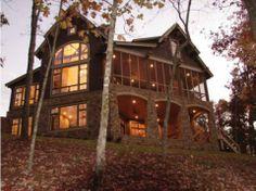 Sun Filled Craftsman Cottage Floor Plan