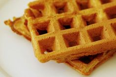 Weight Watchers Pumpkin Spice Waffles recipe – 5 WW points, 6 WW points plus