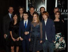 HP cast photo