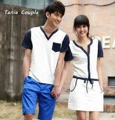 Baju couple 105rb sepasang