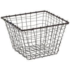 X-Small Marché Basket l Container Store $9.99