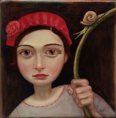 Snail Trainer by Kelly Vivanco