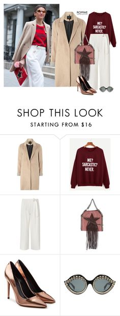 """Sarcastic Star"" by nicoleaurelia ❤ liked on Polyvore featuring mel, L.K.Bennett, STELLA McCARTNEY, Alexander Wang and Gucci"