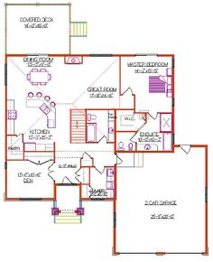 House Designs On Pinterest House Plans Home Plans And